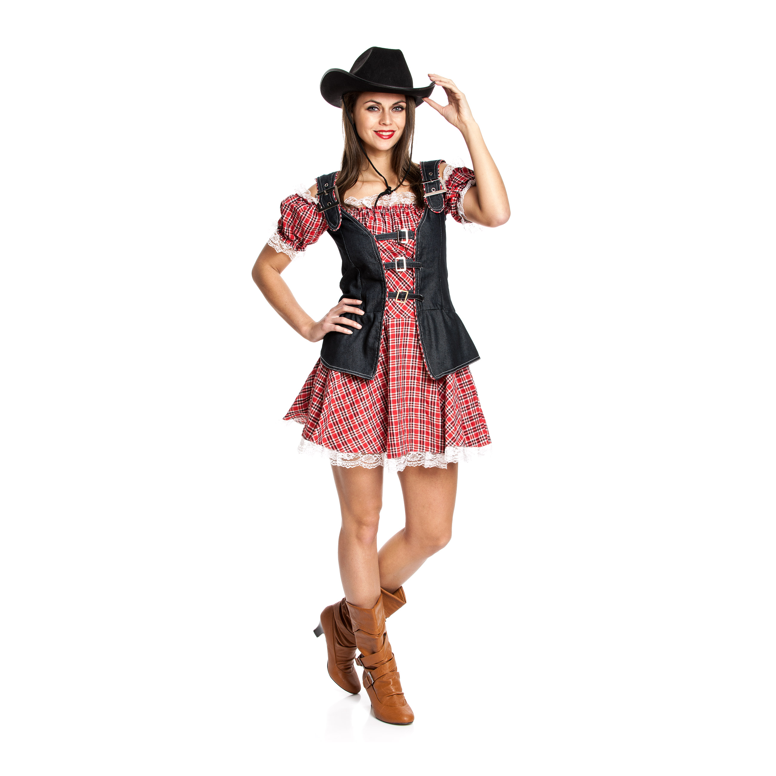 cowgirl kost m damen cowboy kost m sexy wild west verkleidung frauen kleid neu ebay. Black Bedroom Furniture Sets. Home Design Ideas