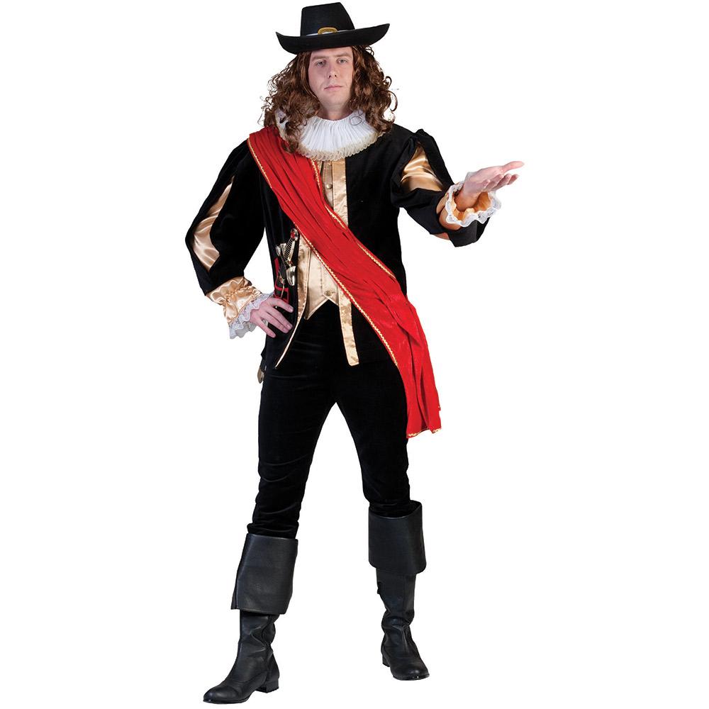 musketier kost m herren musketierkost m herrenkost m karneval 48 50 52 54 56 58 ebay. Black Bedroom Furniture Sets. Home Design Ideas