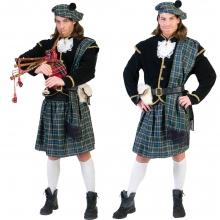Schotten Kostüm Ian Kilt für Herren