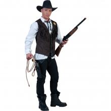 cowboy kost me f r herren kultiger western zu fasching. Black Bedroom Furniture Sets. Home Design Ideas