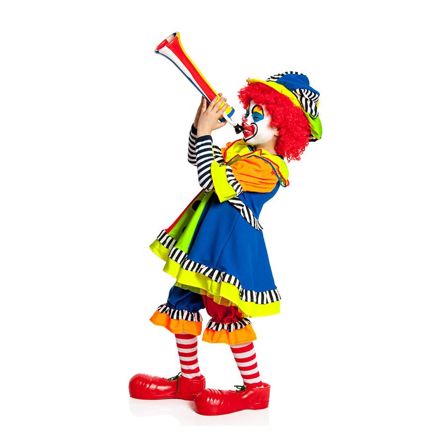 clown kost m schminke kinder kost m clown m dchen. Black Bedroom Furniture Sets. Home Design Ideas