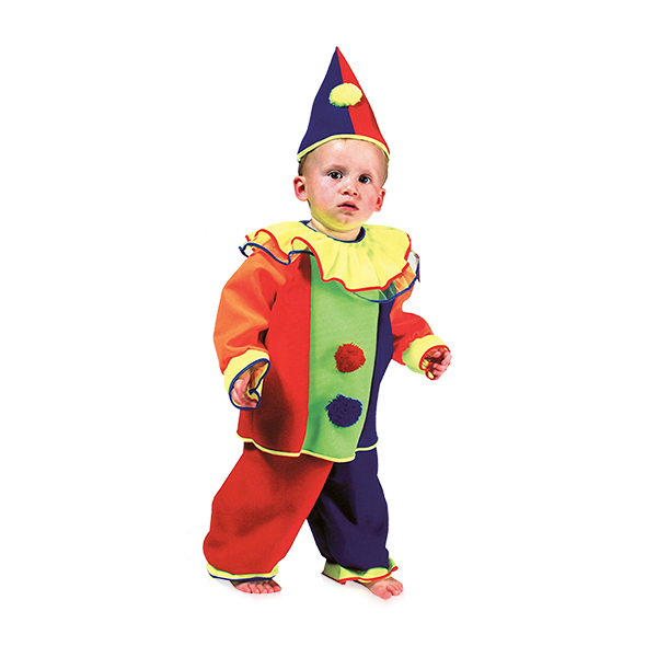 Clown kost m kinder kost m babykost m clownkost m for Clown schminken bilder