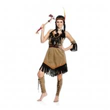 Indianerin Tamia Kostüm für Damen