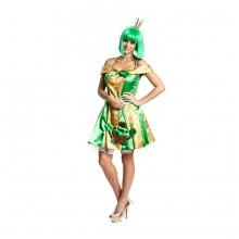 Froschkönigin Kostüm für Damen