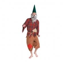 Zwergen Kostüm Puk für Herren