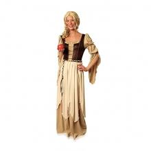 Mittelalter Kostüm Caja - Magd für Damen
