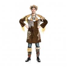 Afrika Kostüm Hodari Herren
