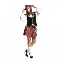 Schottin Kostüm Fiona für Damen