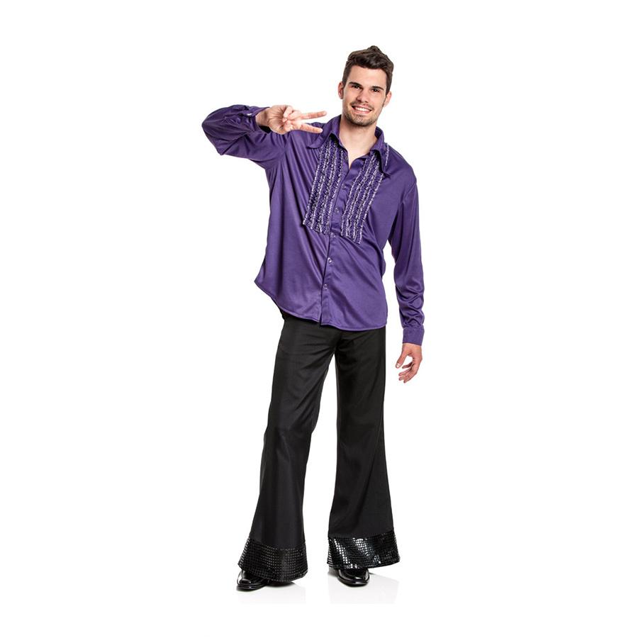 r schenhemd herren kost m disco partyhemd r schen. Black Bedroom Furniture Sets. Home Design Ideas