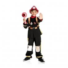 Feuerwehrmann Tom Kinder Kostüm