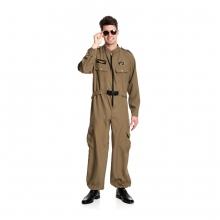 Piloten Kostüm Ive für Herren
