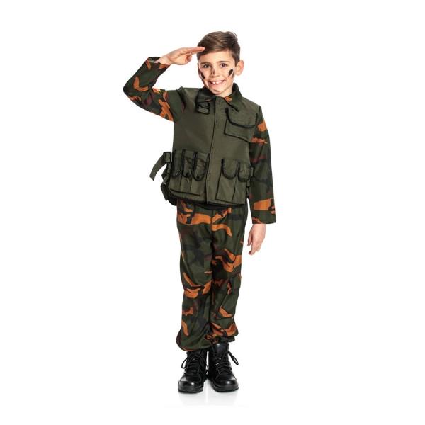 soldaten kost m larry kinder jungen kost m milit r. Black Bedroom Furniture Sets. Home Design Ideas