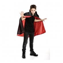 Dracula Kostüm Moe Umhang für Kinder mit Vampirgebiss