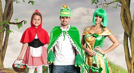 Märchen Kostüme Für Kinder Und Erwachsene Kostümplanet
