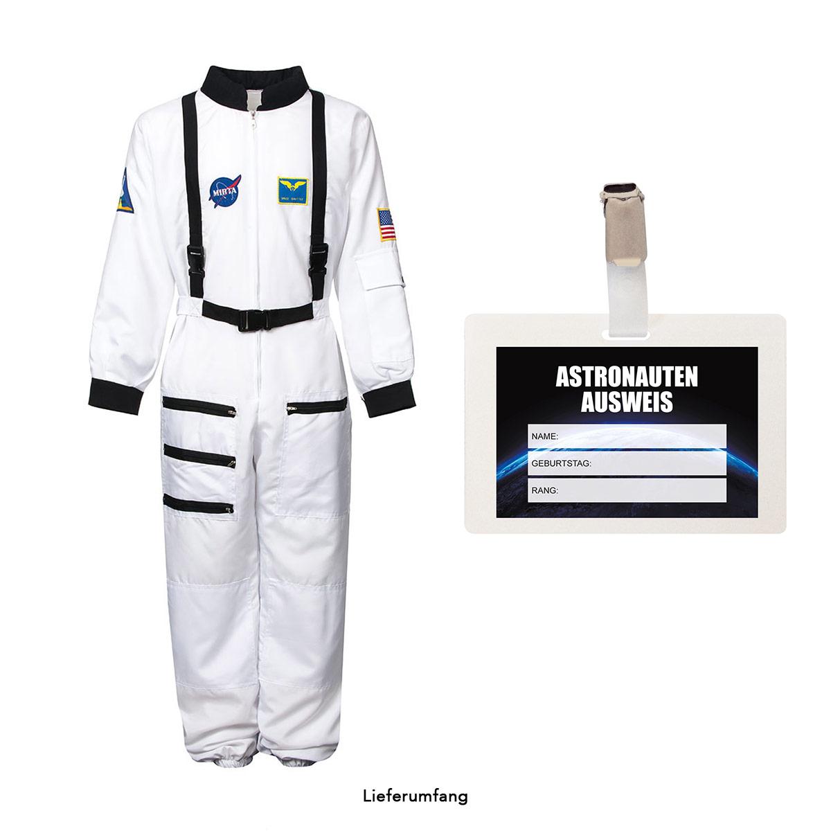 astronauten kost m kinder weltall space galaxy astronaut. Black Bedroom Furniture Sets. Home Design Ideas