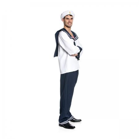 matrosen kost m herren uniform komplett mit m tze kost mplanet. Black Bedroom Furniture Sets. Home Design Ideas