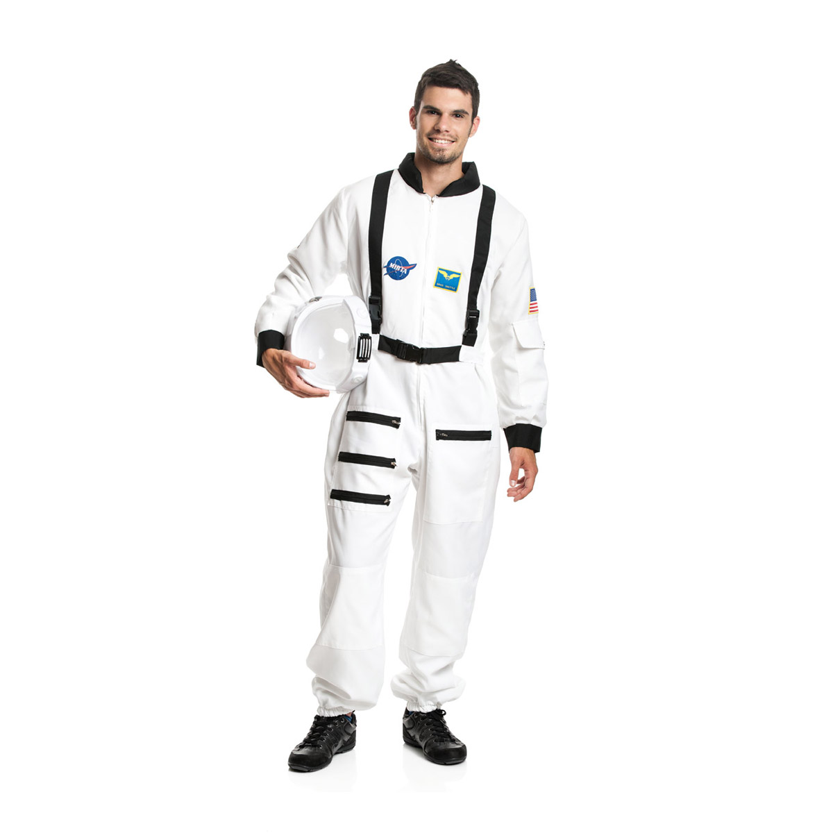 astronauten kost m herren praktisch bequemer overall kost mplanet. Black Bedroom Furniture Sets. Home Design Ideas