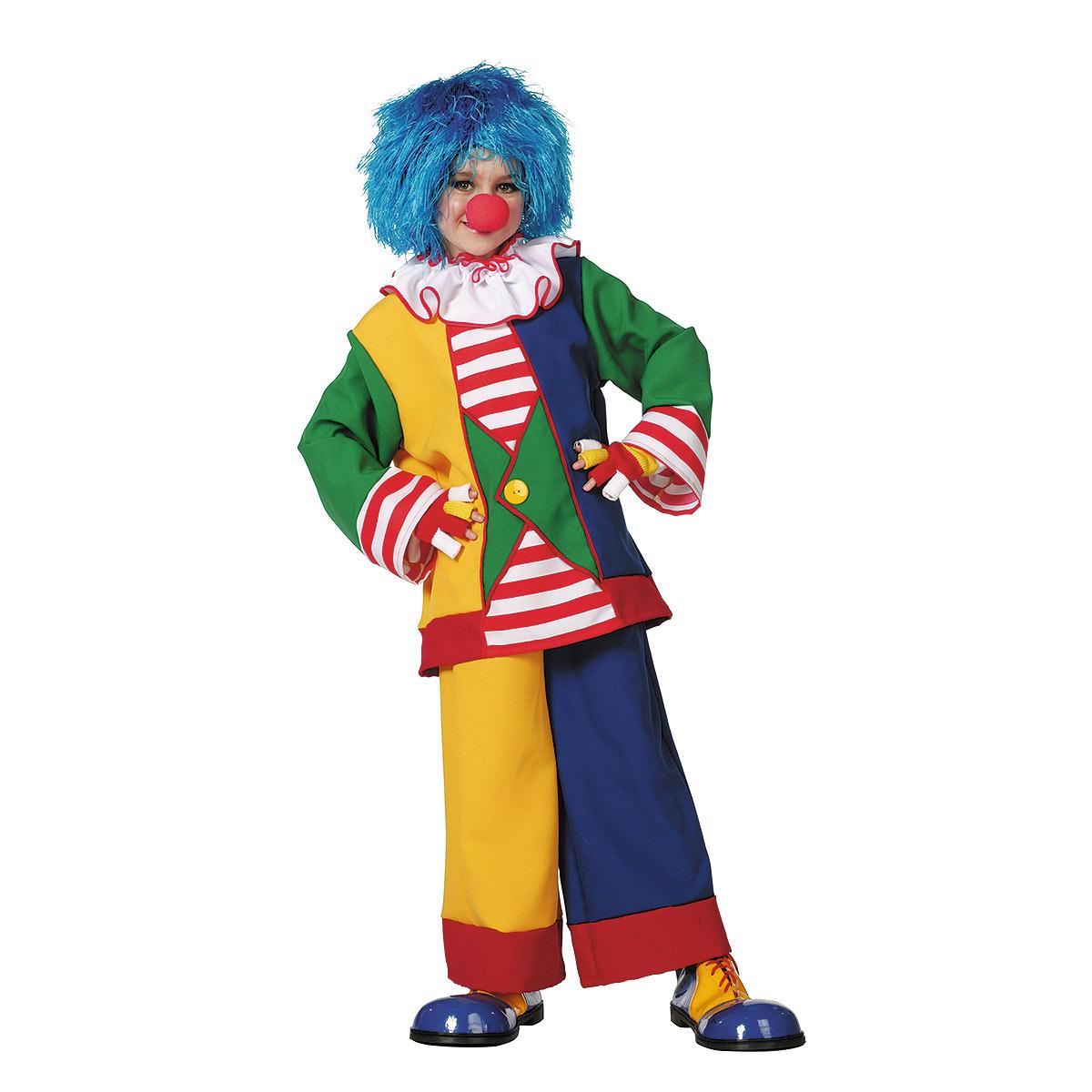 clowns kost m kinder karnevalskost m komplett kost mplanet. Black Bedroom Furniture Sets. Home Design Ideas
