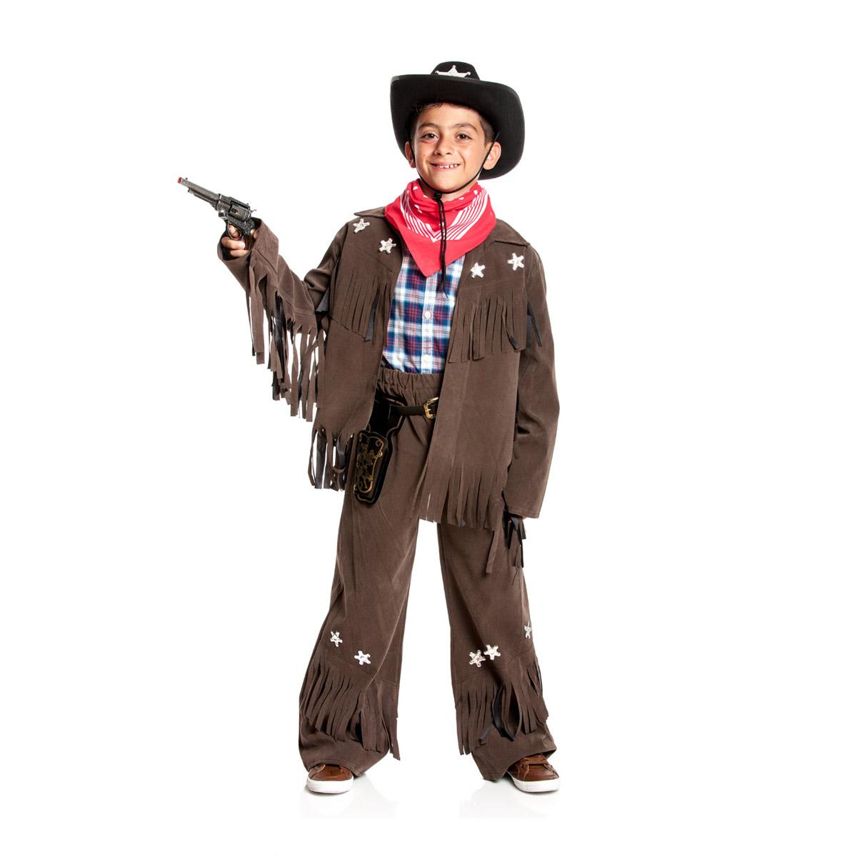 cowboy kost m kinder jungen western look kost mplanet. Black Bedroom Furniture Sets. Home Design Ideas