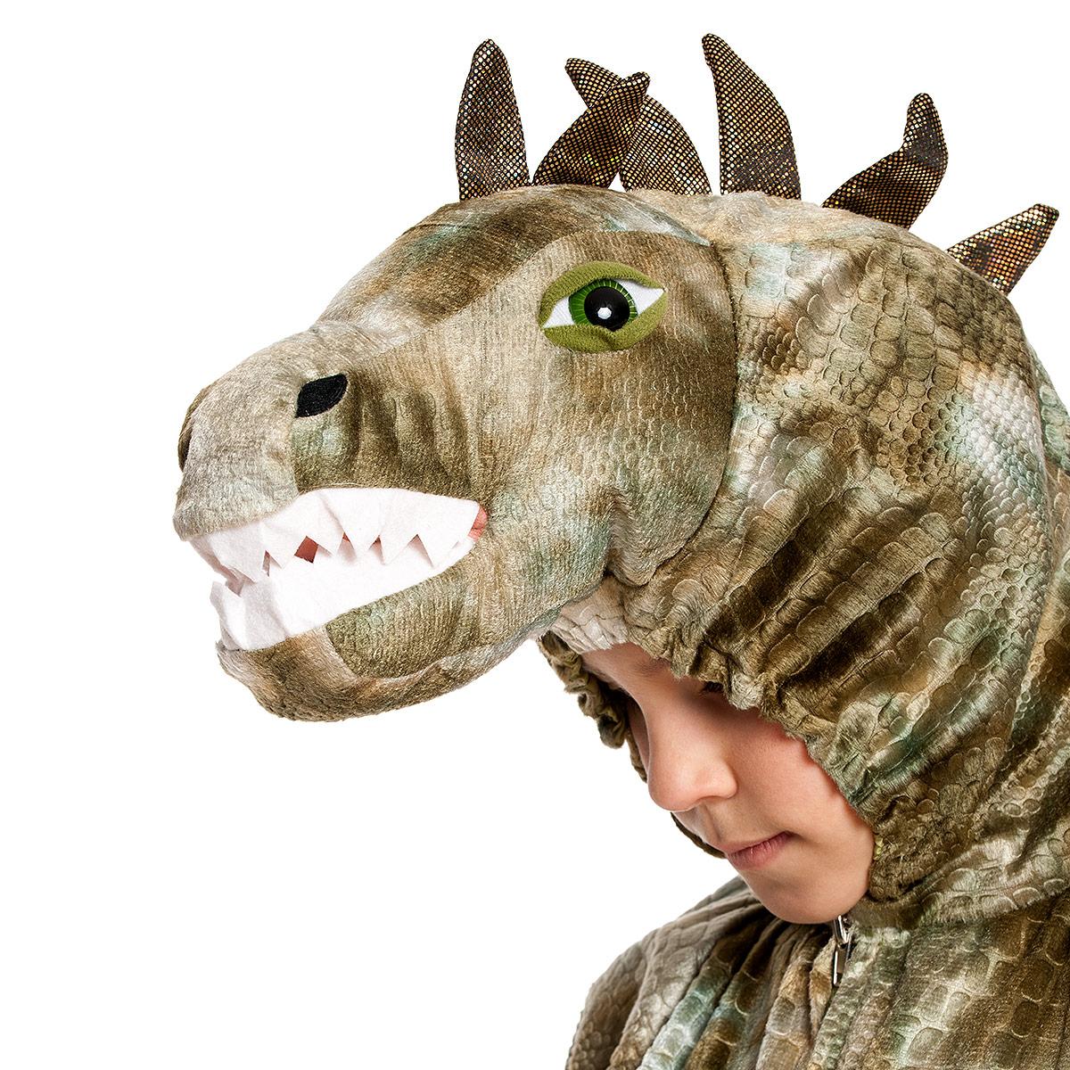 dinosaurier kost m kinder karneval kinderkost m. Black Bedroom Furniture Sets. Home Design Ideas