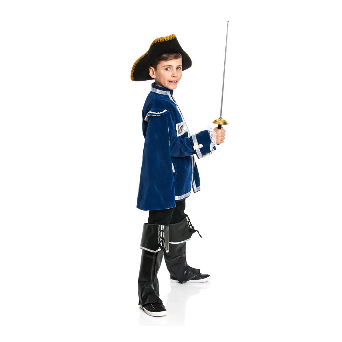 musketier kost m kinder hochwertig inklusive stulpen kost mplanet. Black Bedroom Furniture Sets. Home Design Ideas