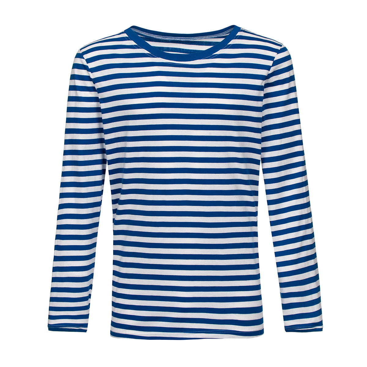 ringelshirt blau wei kinder f r clown pirat matrose. Black Bedroom Furniture Sets. Home Design Ideas