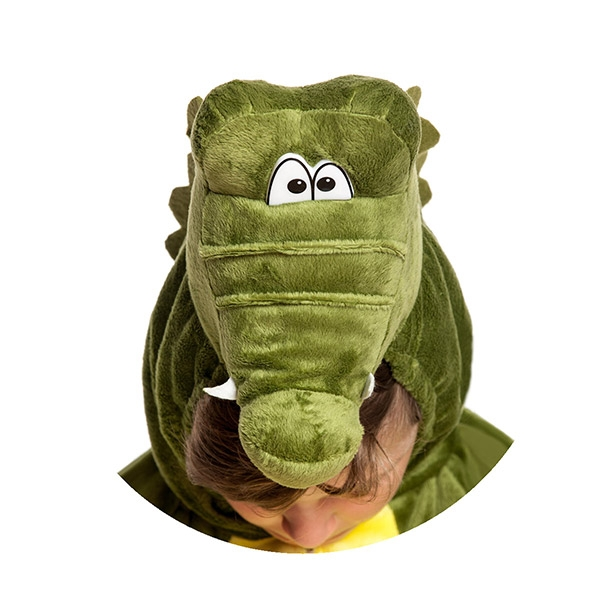 krokodil kost m kinder sehr hochwertig kost mplanet. Black Bedroom Furniture Sets. Home Design Ideas