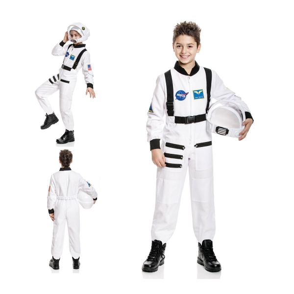 astronautenkost m kinder weltall space verkleidung kost mplanet. Black Bedroom Furniture Sets. Home Design Ideas