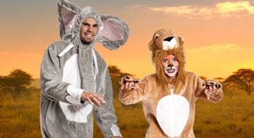 Tiere Kostüme