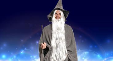 Zauberer Kostüme