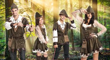 Robin Hood Kostüme