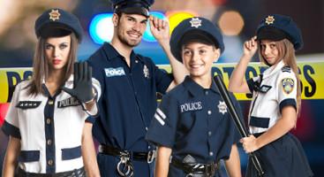 Polizei Kostüme
