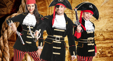 Piraten Kostüme