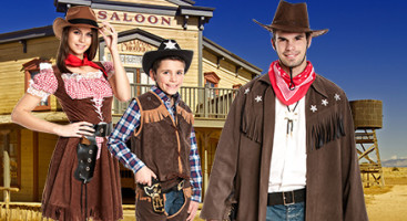 Cowboy Kostüme