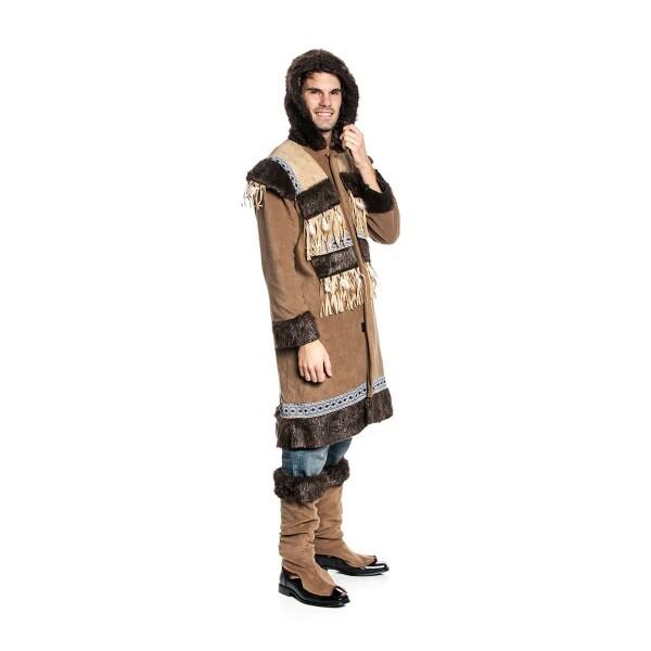 Eskimo Herren braun 56-58