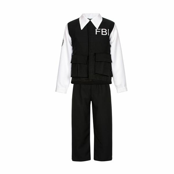 FBI Agent Jungen schwarz 152