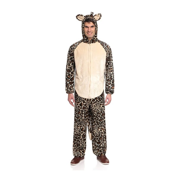 Giraffe Herren braun 48-50