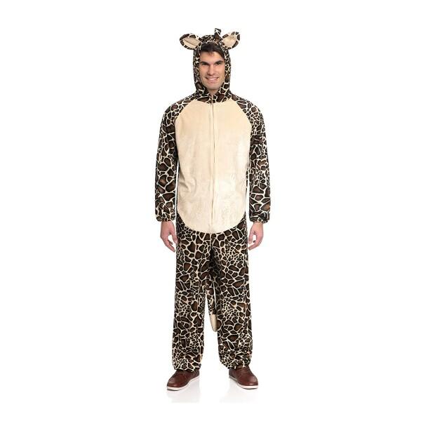 Giraffe Herren braun 52-54