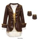 Kostüm Piratin Damen