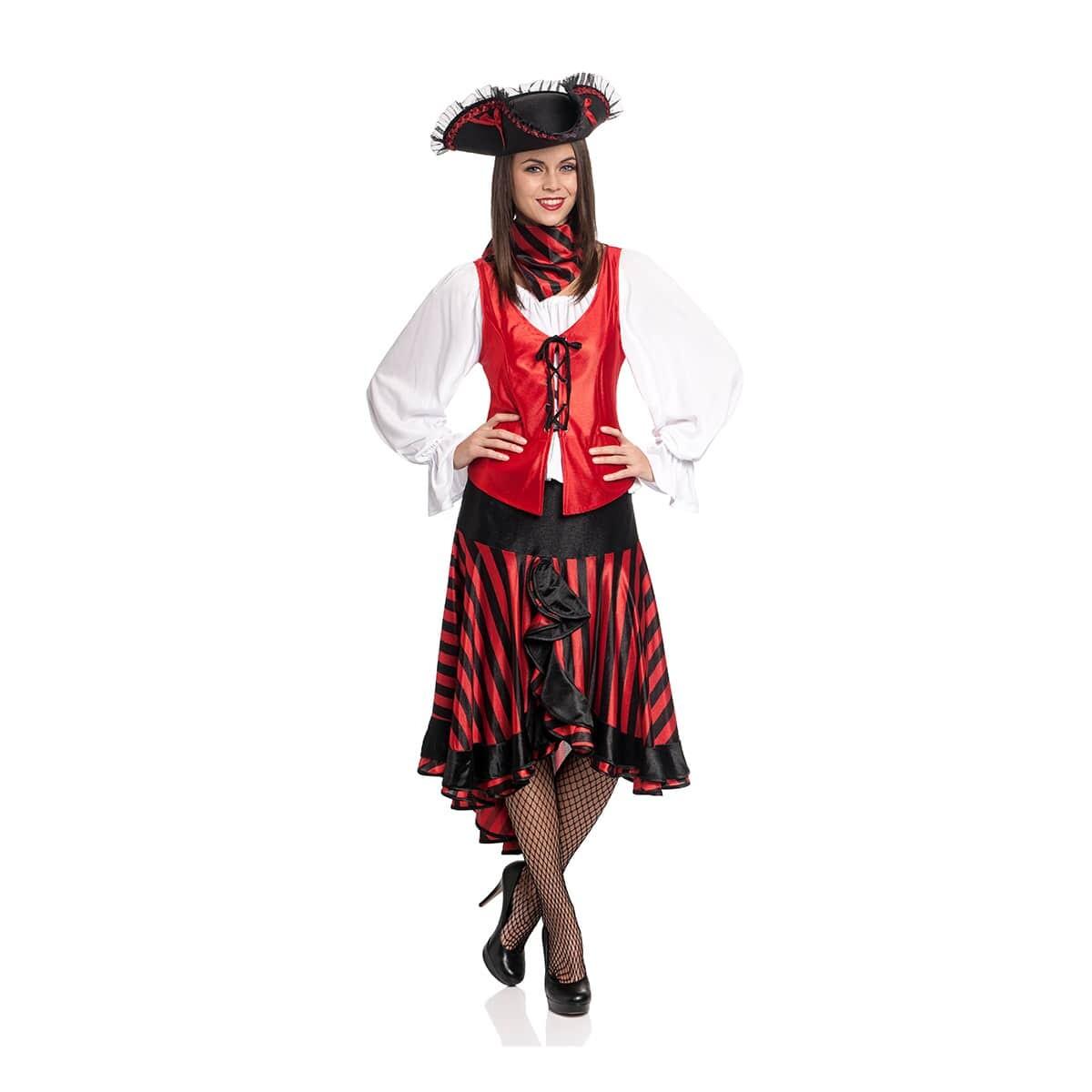 Piratenkostüm große größen