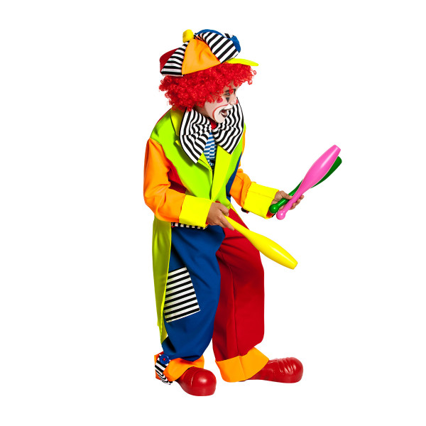 Clown Kinder bunt 104
