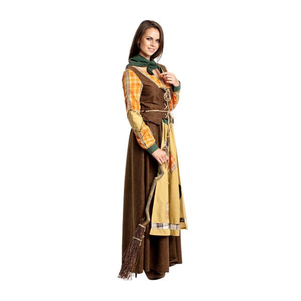 Hexe Damen braun 52-54