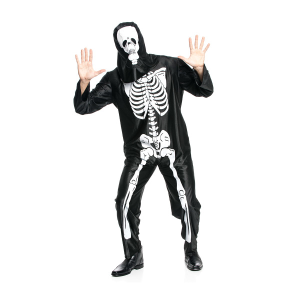 Skeleton Herren schwarz 56-58