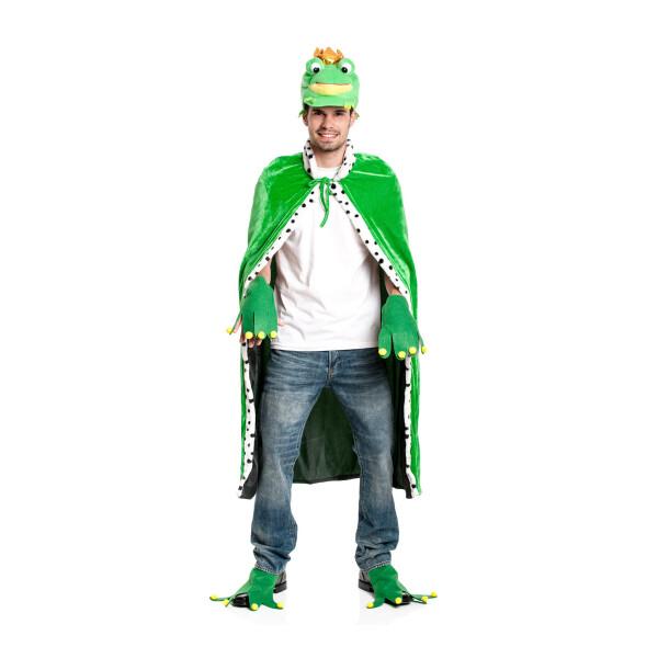 froschkönig kostüm herren