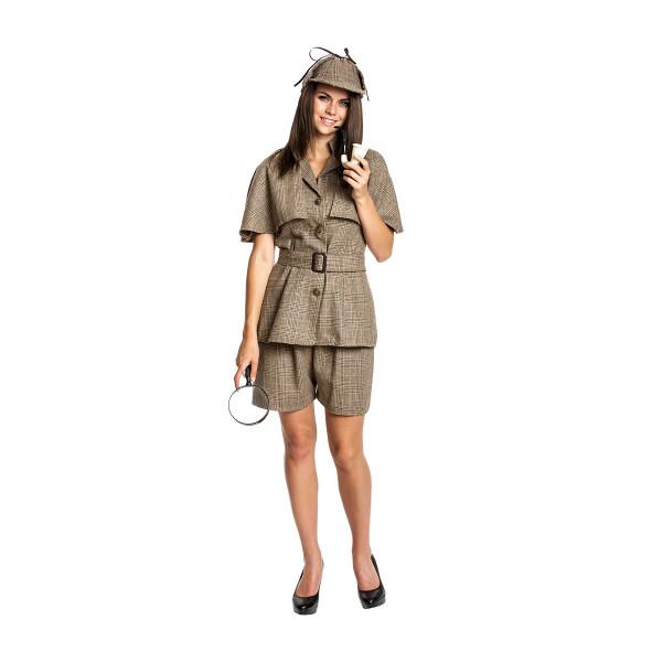 detektiv kostüm damen