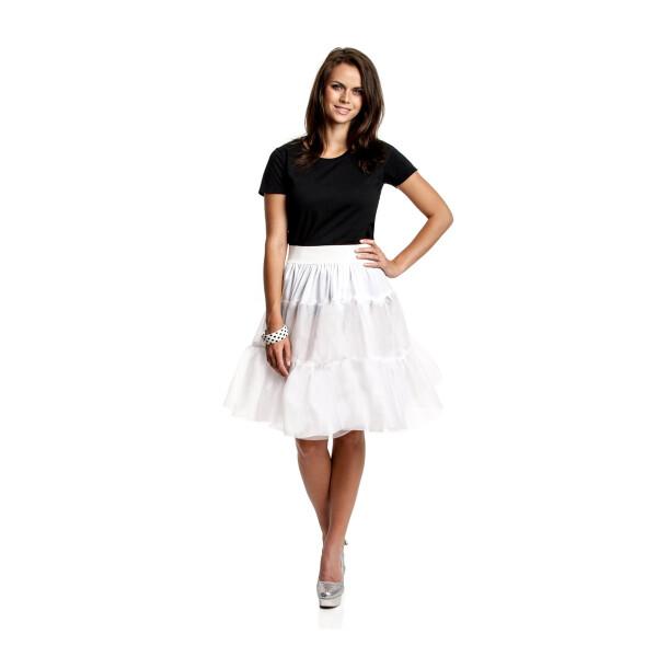 Petticoat weiß Damen