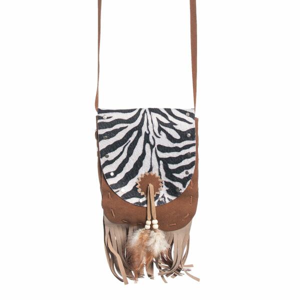 Afrika und Safari Kostüm Tasche