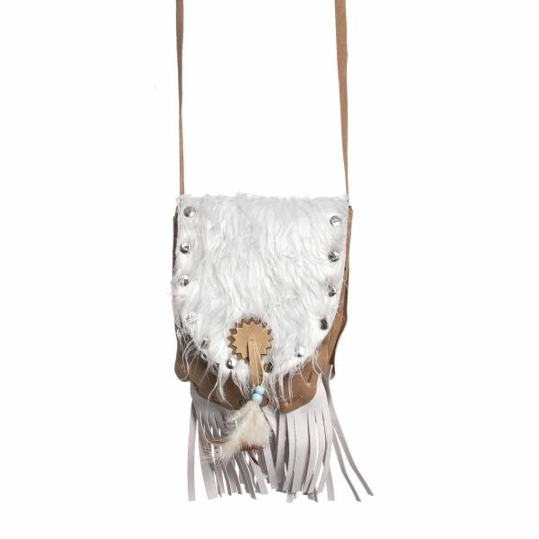 Eskimo Kostüm Tasche