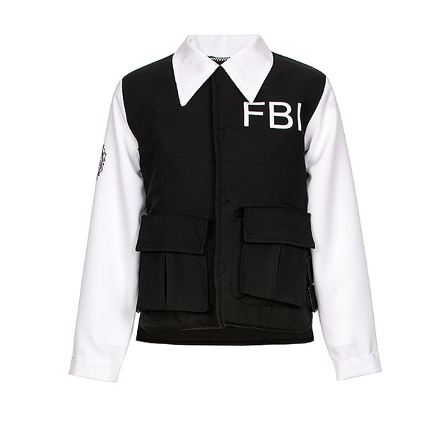 fbi kinderkostüm