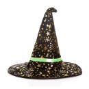 Hexen Kostüm Kinder grün 164